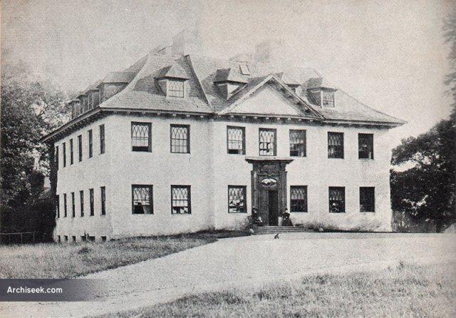 Eyrecourt Castle 1660's