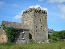 Welsh Tower House